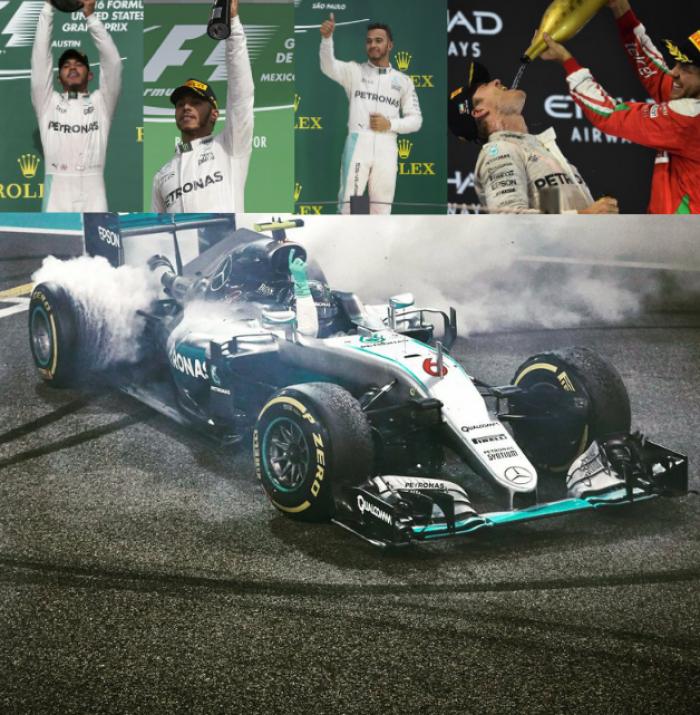 Un anno di F1, parte 4: Hamilton fa poker ma il titolo è di Rosberg