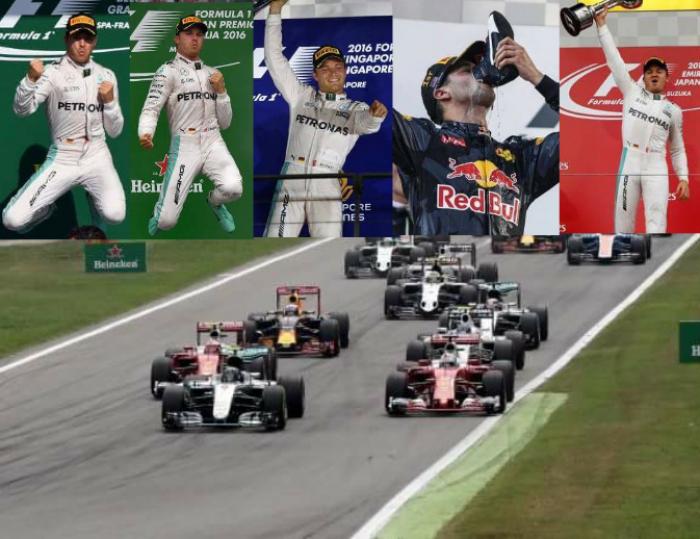 Un anno di F1, parte 3: Rosberg torna a dominare, Hamilton messo ko dal motore