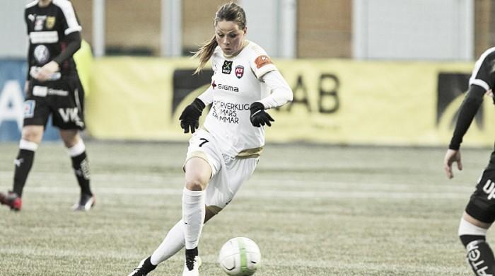 VfL Wolfsburg announce Sara Gunnarsdóttir pre-contract agreement