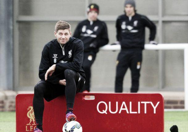 Brendan Rodgers on Gerrard making 700 appearance