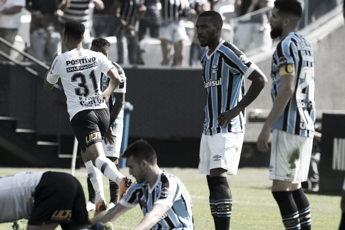 Corinthians sai atrás em amistoso, mas reservas comandam virada sobre Grêmio na Arena