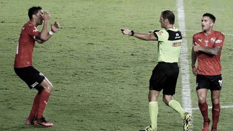 Mauro Vigliano rompió el silencio: ''Fue un error arbitral, nada más que eso''