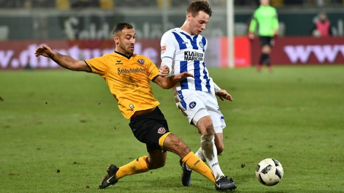 Dynamo Dresden 0-0 Karlsruher SC: Dresden dominate but can't convert