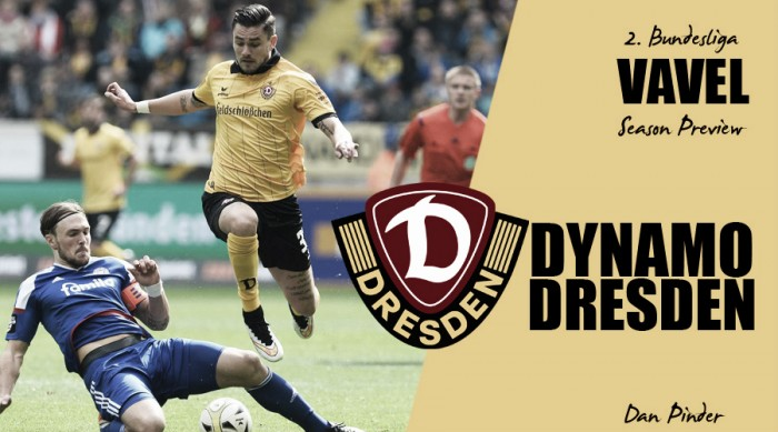 Dynamo Dresden - 2. Bundesliga 2016-17 season preview: Club steeped in tradition make second tier return