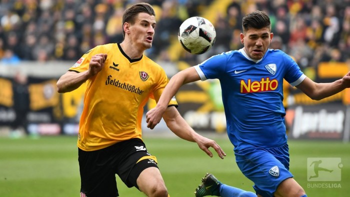 Dynamo Dresden 2-2 VfL Bochum: Mlapa rescues a point at the death