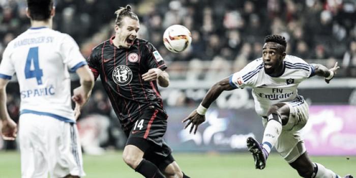 Eintracht Frankfurt 0-0 Hamburger SV: Stalemate sees spoils shared in even encounter