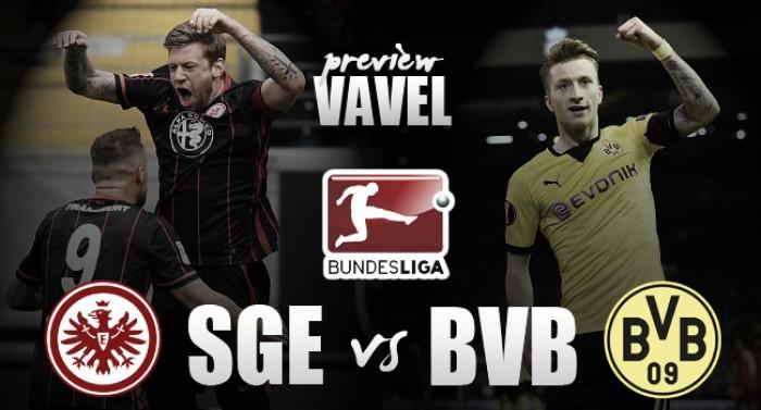 Eintracht Frankfurt - Borussia Dortmund Preview: Eagles looking to soar from relegation