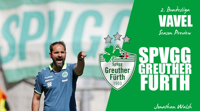 SpVgg Greuther Fürth - 2. Bundesliga 2016-17 Season Preview: Shamrocks looking to build on last season