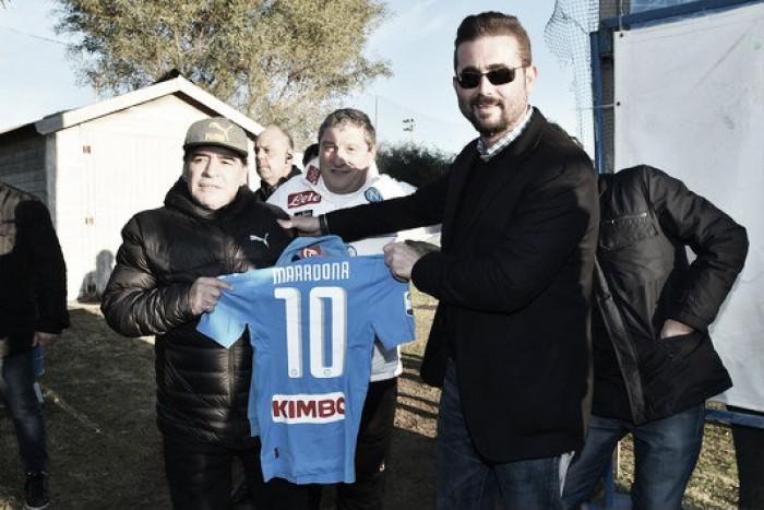 """Napoli, contro il Real un Maradona in più: """"La sfida è aperta"""""""