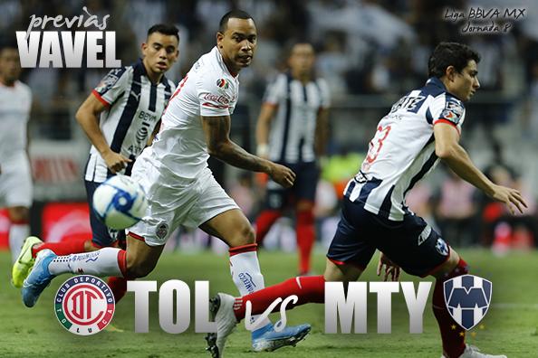 Previa Toluca – Monterrey: obligados de sumar tres puntos