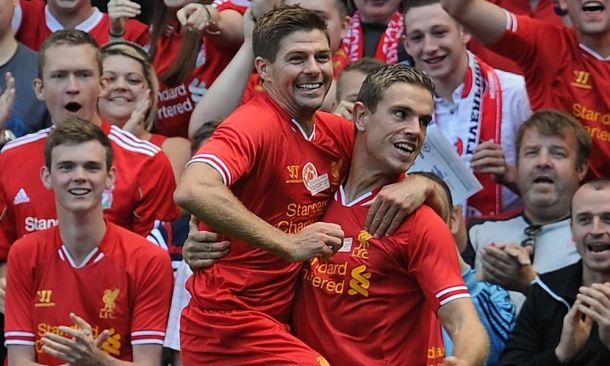 Henderson: Gerrard is the best this country has ever seen