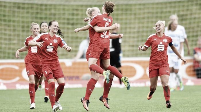 MSV Duisburg Frauen 0-3 SGS Essen: Dallmann, Schüller star in opening day win