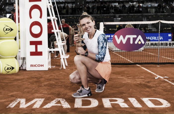 WTA Madrid, Halep si conferma regina