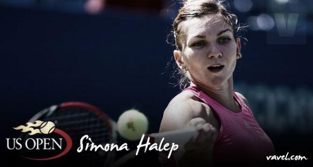 US Open 2015. Simona Halep: en busca de la superación