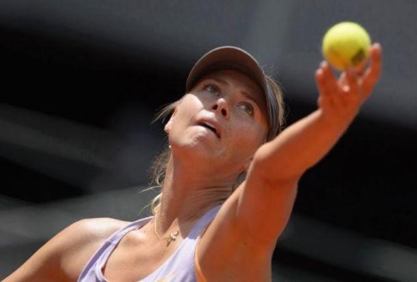 Wta Madrid : carattere Sharapova, Na Li al tappeto