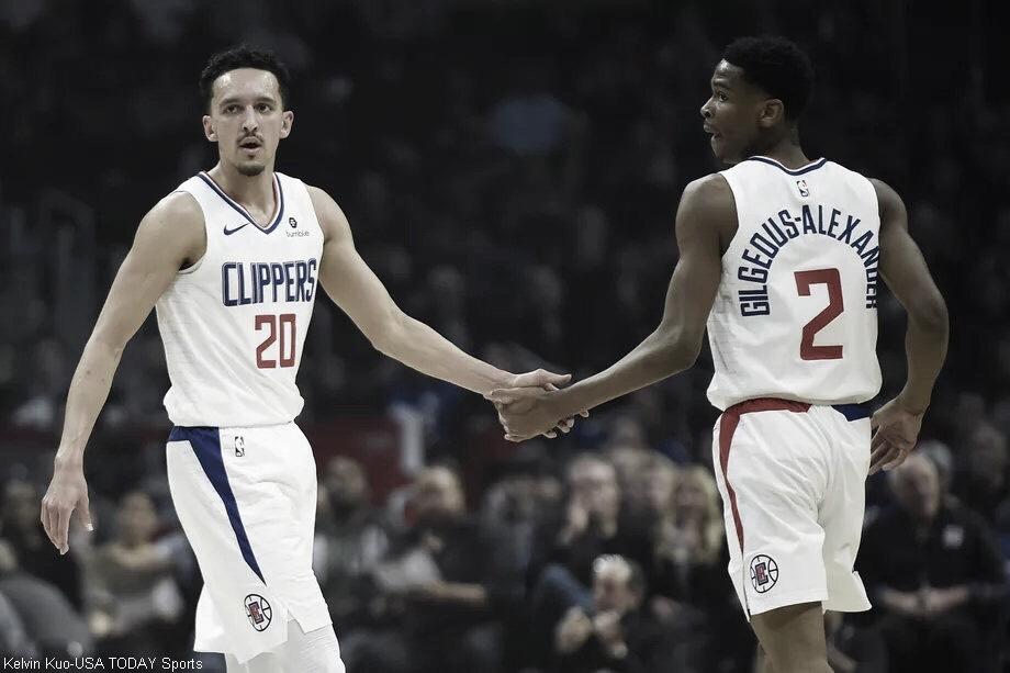 Novatos en primera plana para Los Ángeles Clippers