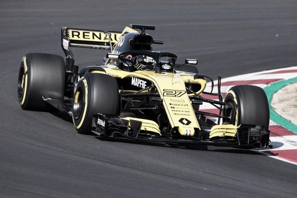 Renault comienza con la Pretemporada