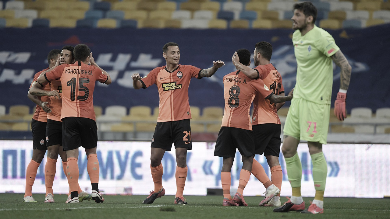Shakhtar defende vantagem contra Wolfsburg na Europa League