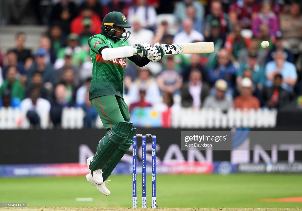 2019 Cricket World Cup: Windies crumble as tigerish Bangladesh hunt down huge total