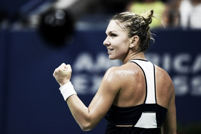Second seed Halep draws Sharapova at US Open