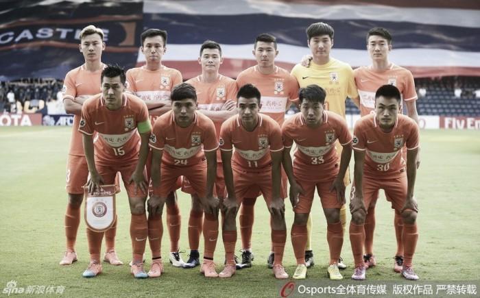 Shanghai SIPG e Shandong Luneng seguem vivos na Liga dos Campeões da Ásia