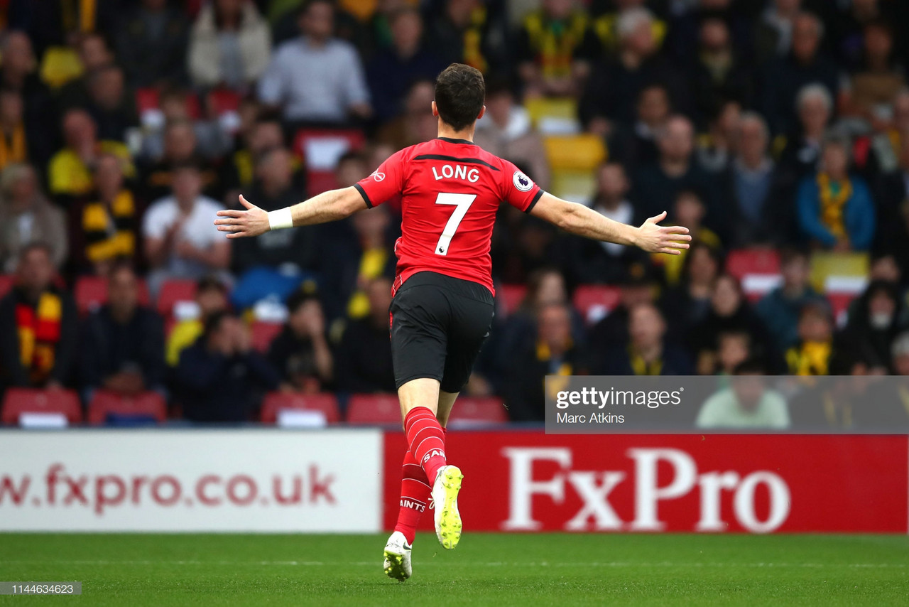 Watford 1-1 Southampton: Drama at both ends of the game sees points shared