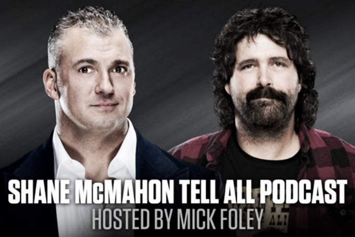 Why Mick Foley, not Stone Cold Steve Austin will interview Shane McMahon on the WWE Network