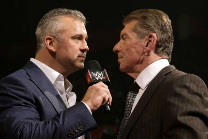 Shane McMahon Returns To Face The Undertaker At WrestleMania