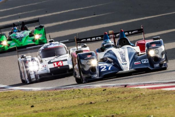 FIA WEC: 31 Cars on Shanghai Entry List