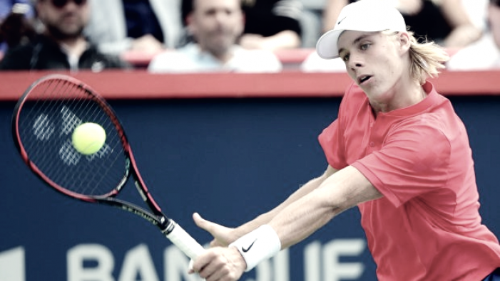 ATP Montreal - È nata una stella: Shapovalov butta fuori Del Potro (6-3, 7-6[4]) e vola in ottavi