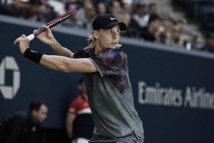 Shapovalov sigue imparable y ya está en la segunda semana del US Open