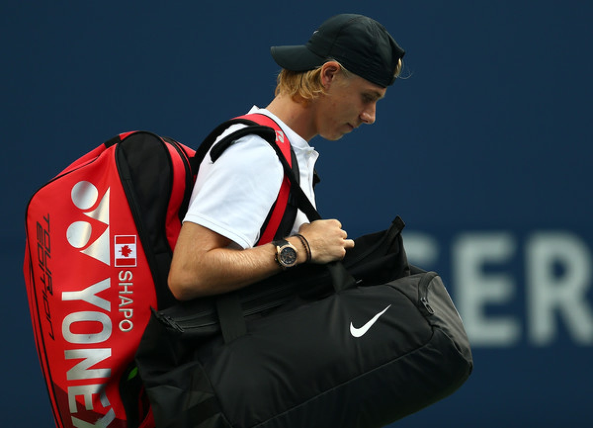 ATP Rogers Cup: Favourites start to fall