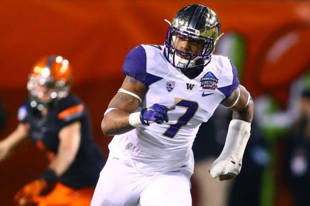 Woof, Woof, Woof: Shaq Thompson Is Third Washington Defender Taken In 2015 NFL Draft