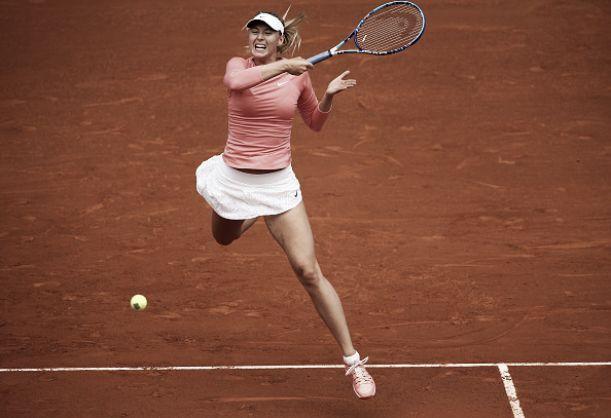 WTA Madrid: avanza la Sharapova, fuori la Errani