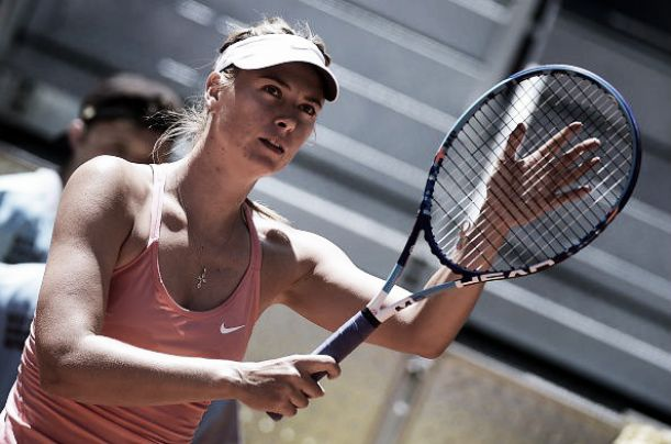 WTA Madrid, Sharapova e Williams in semifinale