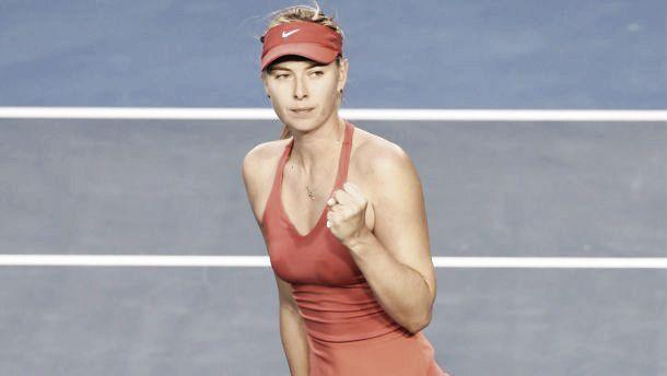 Ranking WTA: Sharapova davanti alla Halep, Suarez Navarro in Top 10
