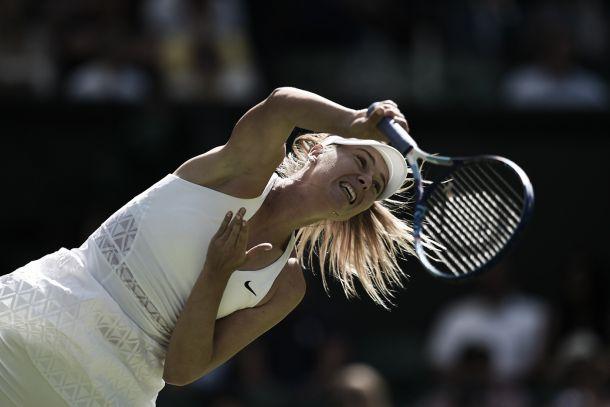 Wimbledon 2105: tutto facile per Maria Sharapova
