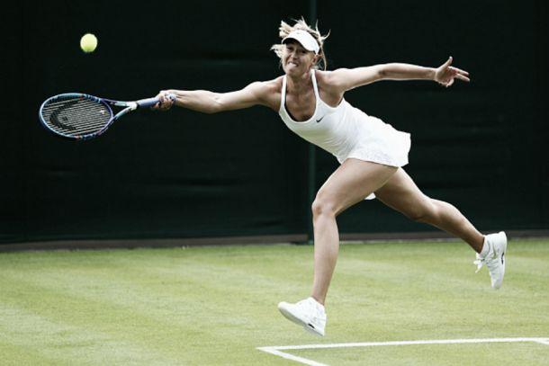 Wimbledon 2015, tutto facile per Maria Sharapova