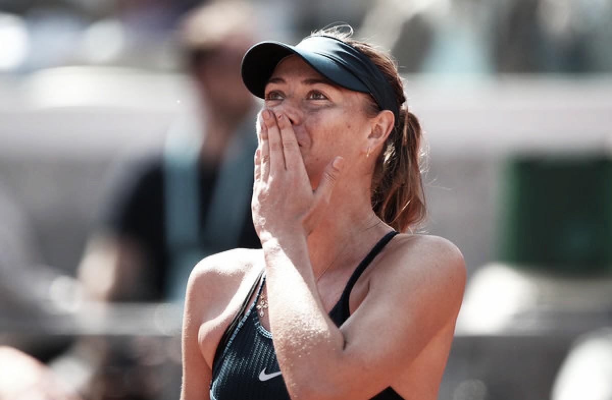 French Open: Maria Sharapova seals incredible comeback, fights off Richel Hogenkamp in three sets