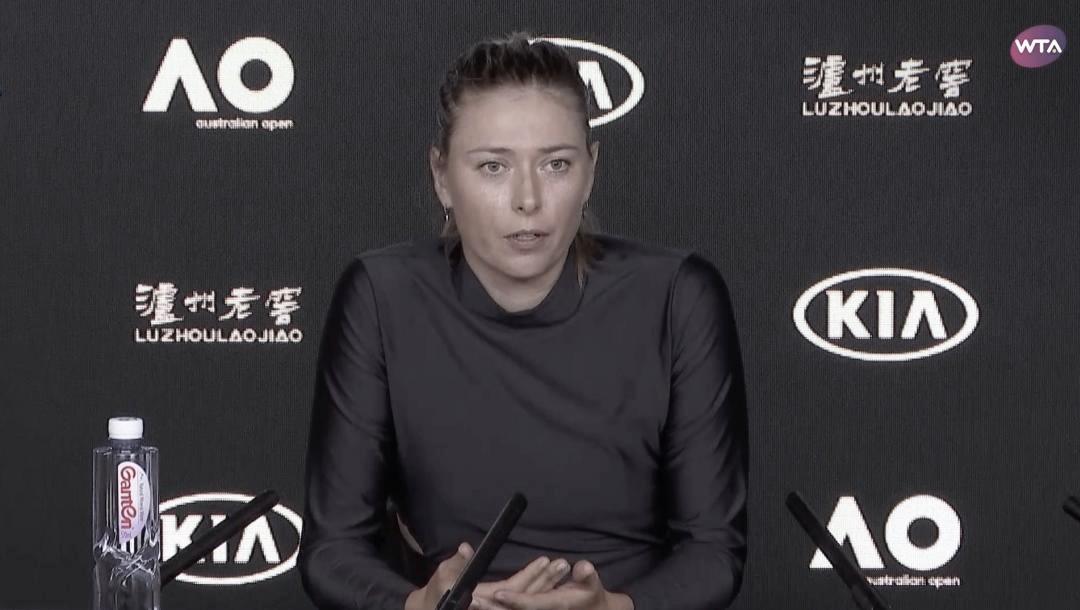 Sem atuar desde janeiro, Sharapova não vai disputar Roland Garros por conta de lesão