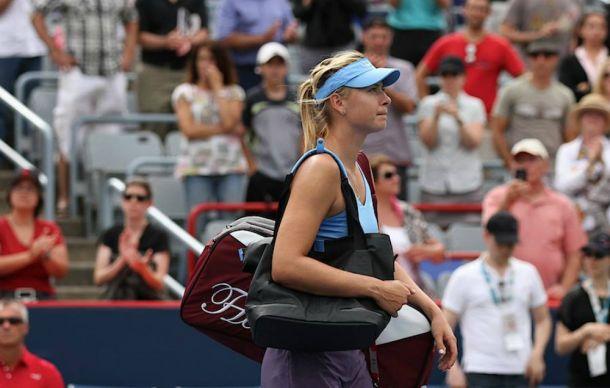 WTA Montreal: Sharapova eliminata, bene le Williams