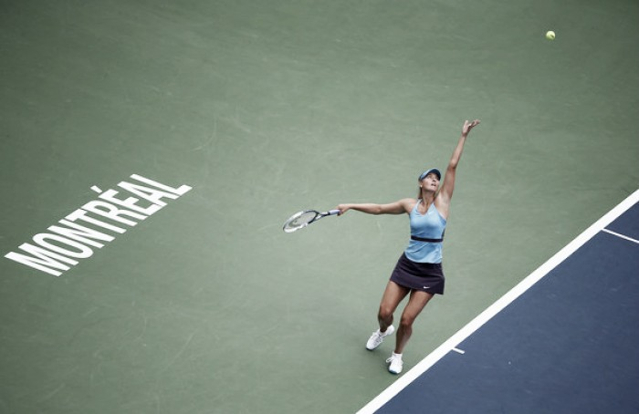 Rogers Cup: Maria Sharapova receives a wild card to participate in Toronto