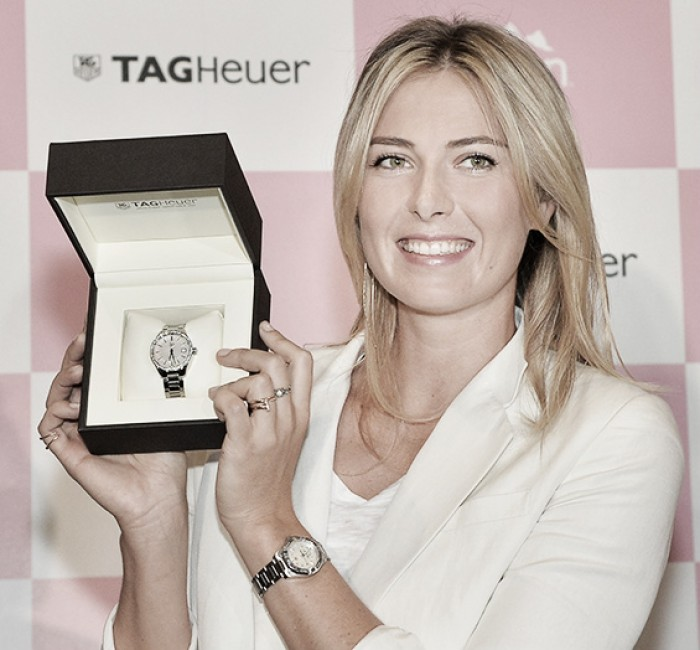 High profile sponsors step away following Maria Sharapova's failed drug test