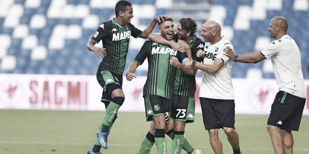 Genoa é atropelado pelo Sassuolo e vai para última rodada ameaçado pelo rebaixamento