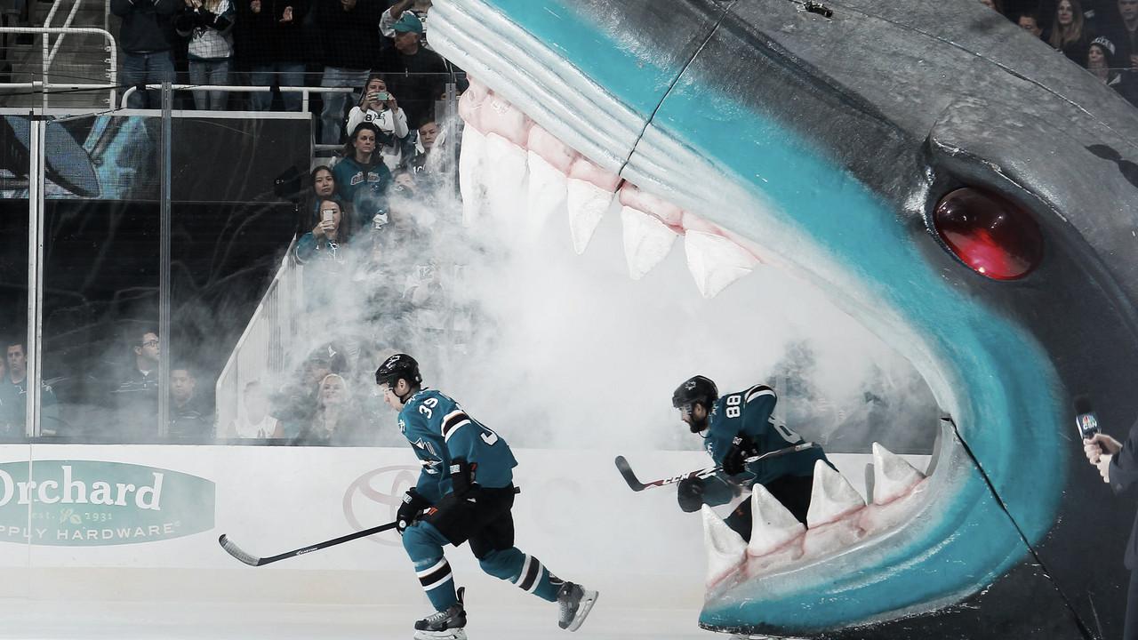 Mirada al inestable equipo de San Jose Sharks