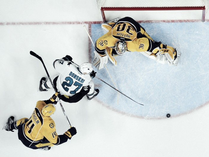 Western Conference Semifinals preview: San Jose Sharks vs. Nashville Predators
