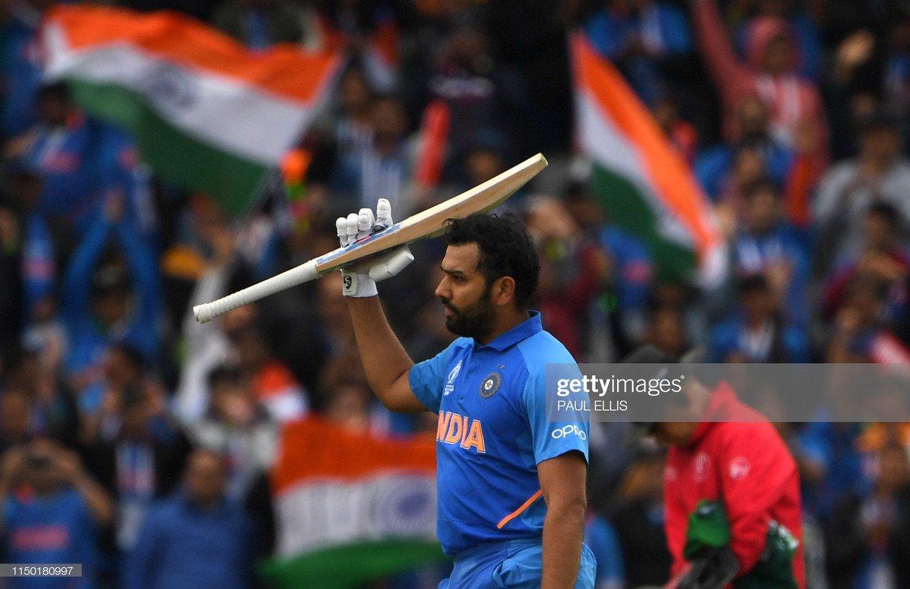 2019 Cricket World Cup: India hammer rivals Pakistan to remain unbeaten