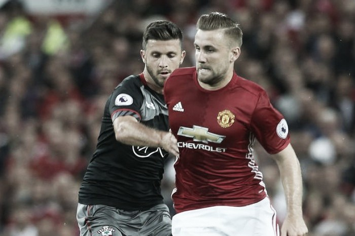 Manchester United showing signs of League winning side according to Luke Shaw
