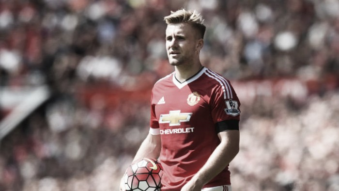 Luke Shaw in contention for Euro 2016, says Roy Hodgson