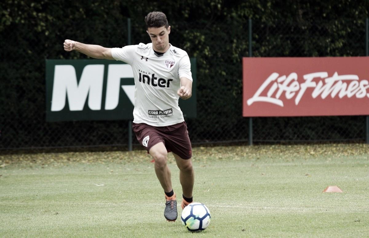 São Paulo estende contrato de Shaylon até 2022 — Mais um ano